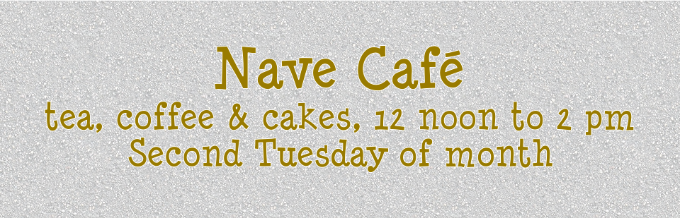 Nave Café 2nd Tuesday of Month