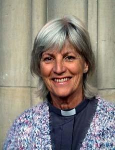 Rev. Dr Marj Mott